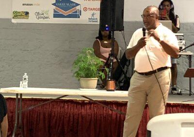 Vice Mayor Jimmy Gray, Hampton Va